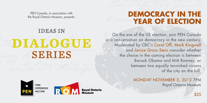 Ideas in Dialogue – Democracy in the Year of Election