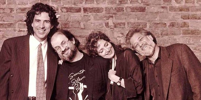Call for Photos: PEN Canada's 1992 Benefit with Salman Rushdie