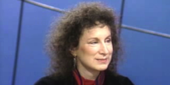From the Archives: Margaret Atwood on PEN and Politics