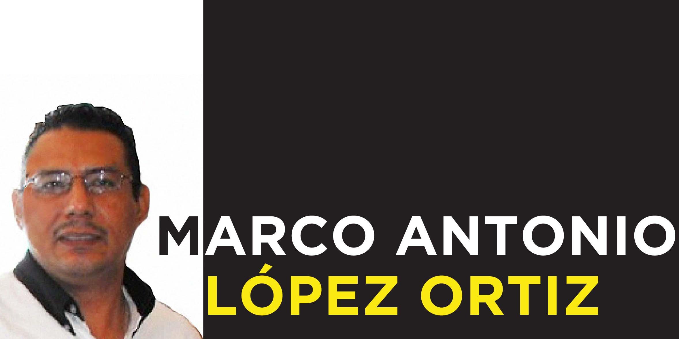 Marco Antonio López Ortiz