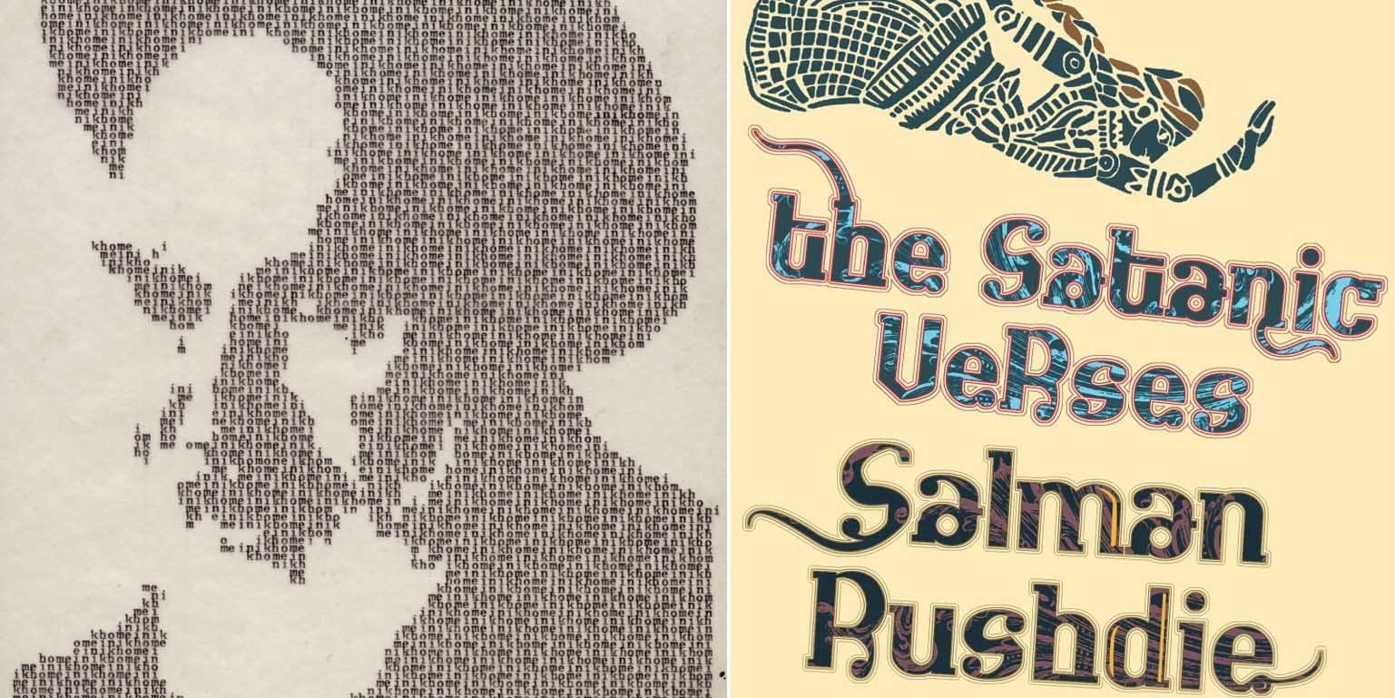 Khomeini-Satanic Verses