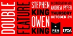 Double Feature: An Evening with Stephen King and Owen King