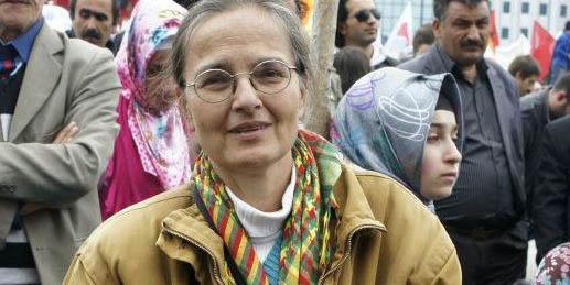 Turkish Writer Ayşe Berktay Released from Prison