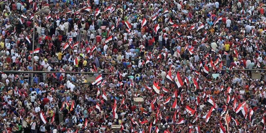Protests in Egypt 2013