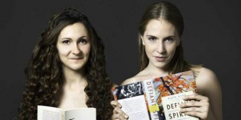 The Bare it for Books Calendar is the Perfect Gift!