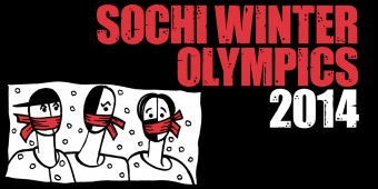 Sochi Winter Olympics 2014 Campaign: Out in the Cold