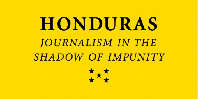 Canadian and Honduran PEN award inaugural prize for investigative/public interest journalism