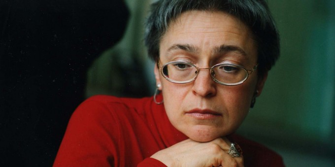 From the Archives: A Tribute to Anna Politkovskaya