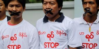 Myanmar: Five Journalists Released Following Presidential Pardon