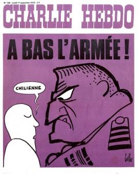 Hebdo cover