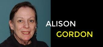 A Tribute to Alison Gordon