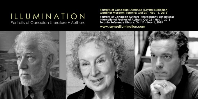 ILLUMINATION: Portraits of Canadian Literature and Authors