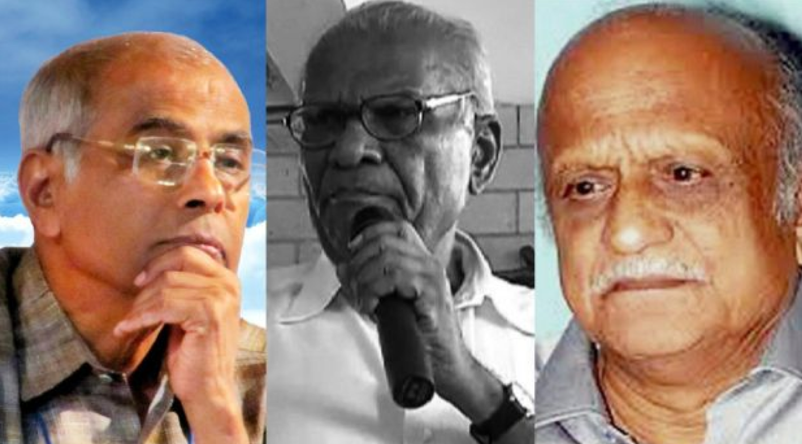 Narendra Dabholkar, Govind Pansare and M. M. Kalburgi