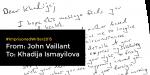 John Vaillant Writes to Khadija Ismayilova