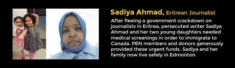 Sadiya Ahmad