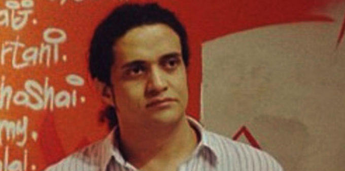 Imprisoned Palestinian Poet Ashraf Fayadh Wins PEN Canada One Humanity Award