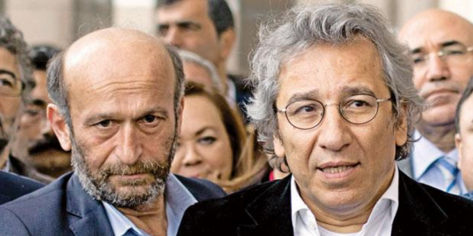 Turkey: Journalists Can Dündar and Erdem Gül Facing Life Imprisonment