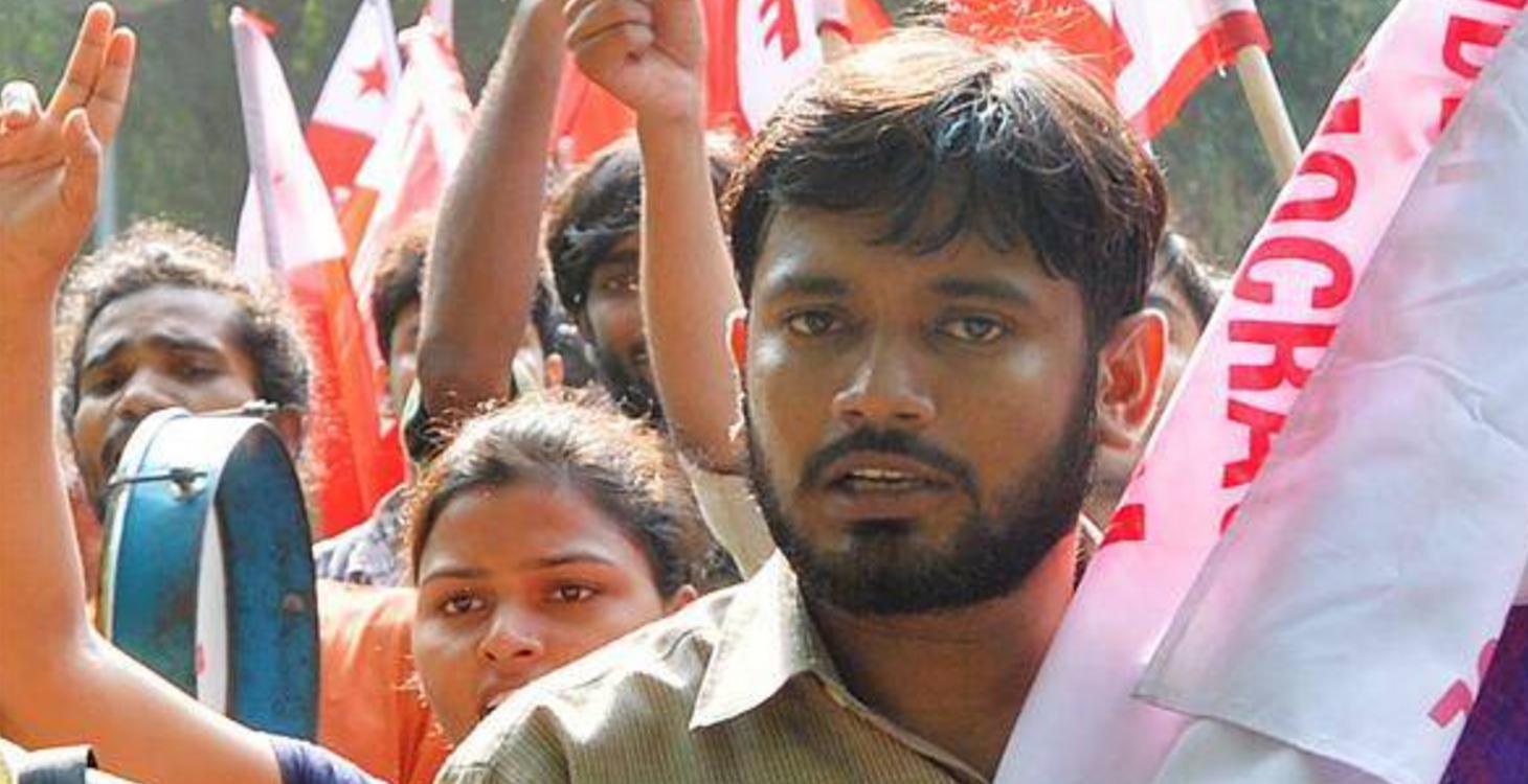 Student leader, Kanhaiya Kumar