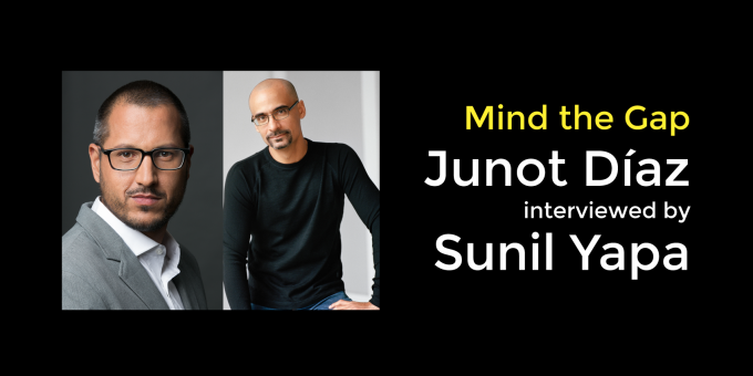 Ideas in Dialogue 2016: Junot Díaz and Sunil Yapa