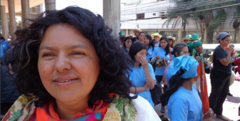 Open Letter: Justice for Berta Cáceres