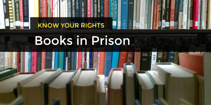 Prisoners' Right to Read