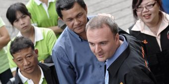 Thailand: British Rights Activist Goes on Trial for Defamation