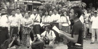 Myanmar: Poet on Trial for Defamation