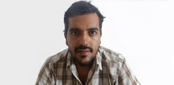 Ariel Torres Funes wins Escribir sin Miedo award