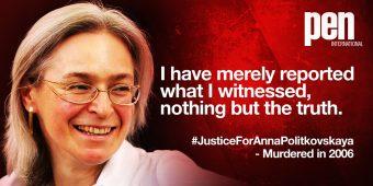 Justice for Anna Politkovskaya