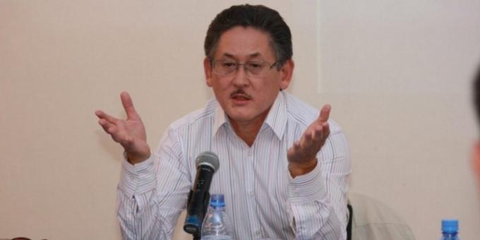 Kazakhstan: Arrest of President of Kazakh PEN Club