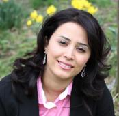Ava Homa, Kurdish Canadian writer won the inaugural PEN Canada - Humber College Writers-in-Exile Scholarship