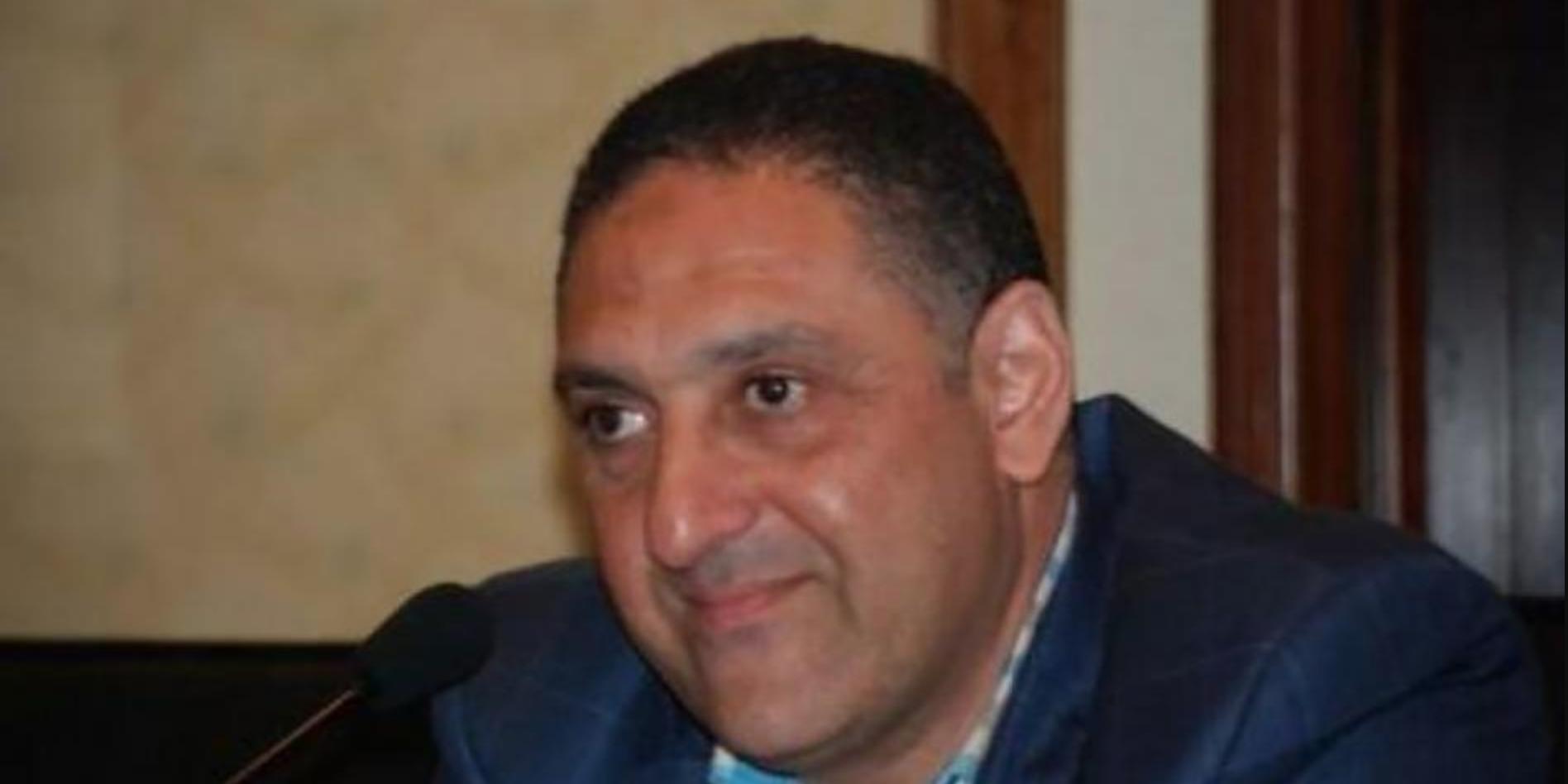 Hesham Gaafar, Egyptian writer and the head of Mada Foundation for Media Development