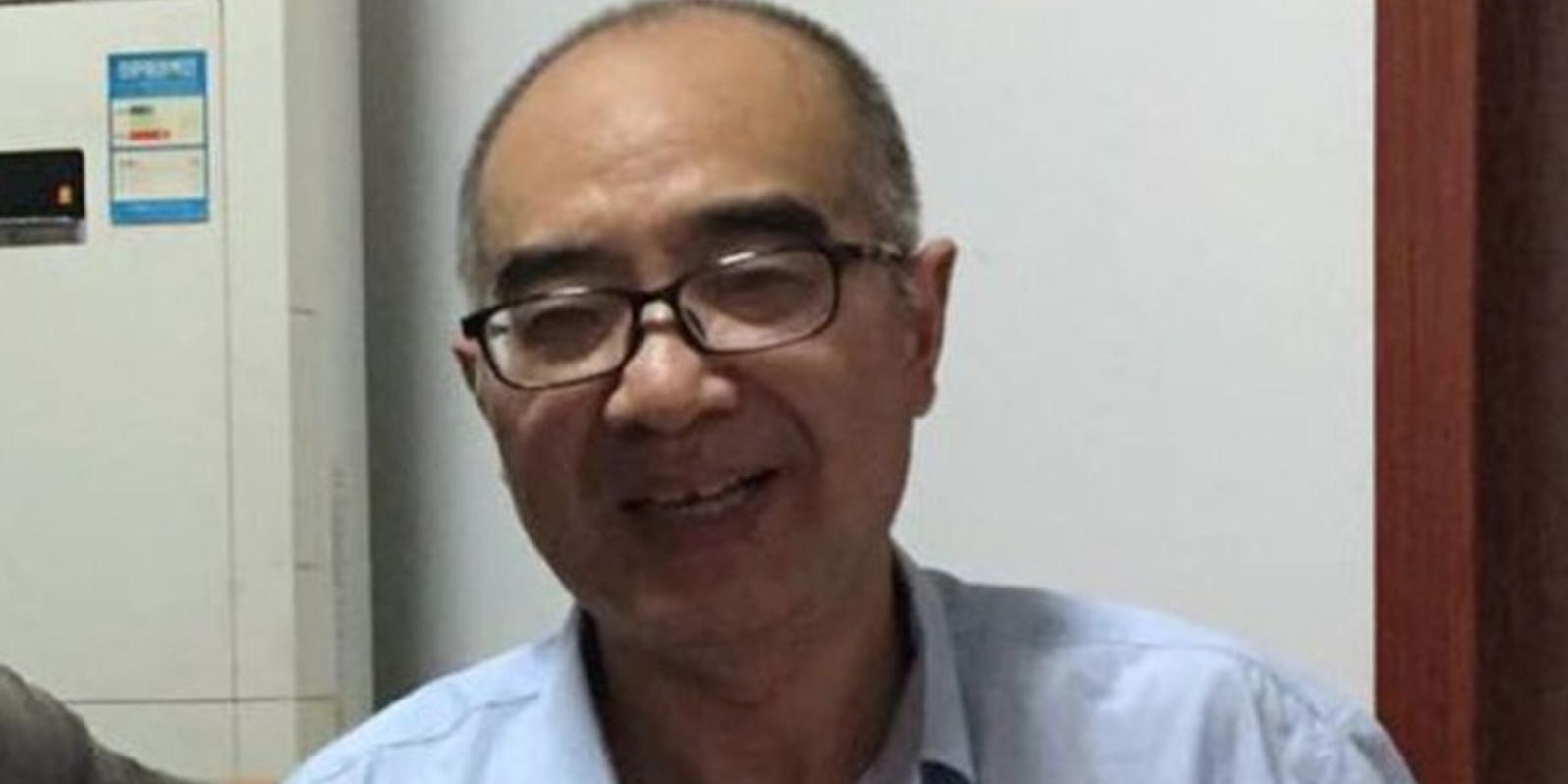 Yang Tongyan, China, Chinese Dissident