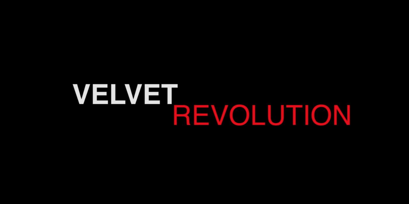 Velvet Revolution, women director film journalists feminism reporter free expression