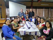 Security Workshop, Guatemala City.