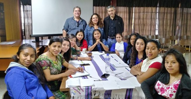 PEN Canada Security Training Workshop in Guatemala