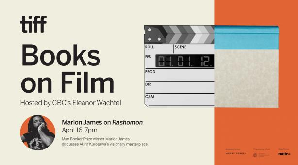 Books on Film: Marlon James on Rashomon