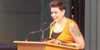 Jaclyn Desforges wins RBC/PEN Canada New Voices Award
