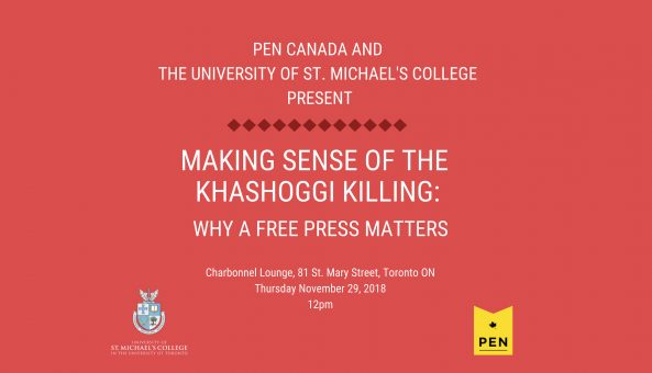 Making Sense of the Khashoggi Killing: Why A Free Press Matters