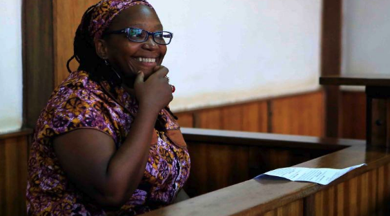 Uganda Must Release Academic Stella Nyanzi and Drop All Charges Against Her