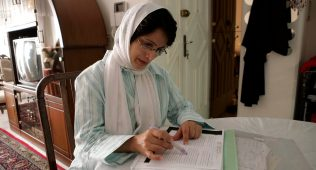 Nasrin Sotoudeh to Receive PEN Canada's One Humanity Award