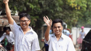 Myanmar: Wa Lone and Kyaw Soe Oo Released From Jail