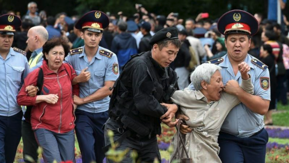 Kazakhstan: Impunity Following Crackdown on Peaceful Protests