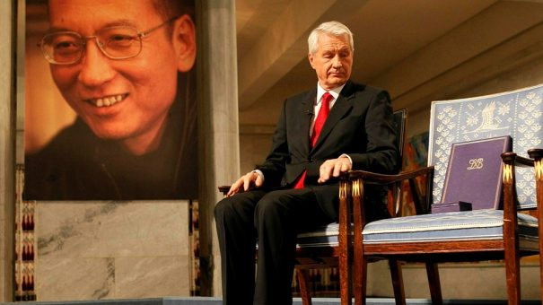 Media Conference: The Liu Xiaobo Empty Chair Memorial Unveiling Ceremony