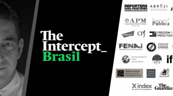 Brazil: International Call for Press Freedom Amidst Attacks Against The Intercept Journalists