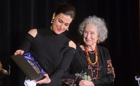 Margaret Atwood Wins Second Booker Prize