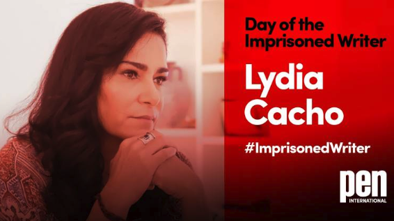 Day of the Imprisoned Writer 2019 – Take Action for Lydia Cacho Ribeiro