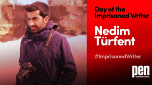Day of the Imprisoned Writer 2019 – Take Action for Nedim Türfent