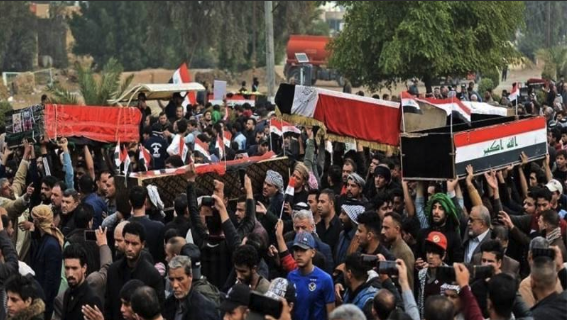 Iraq: Authorities Must End Use of Lethal Force Against Protesters, Stop Targeting Activists, Journalists