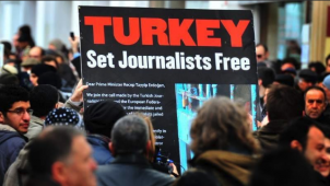 PEN International Launches Database on Over 110 Journalists Imprisoned in Turkey